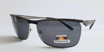 VERCELLI metálico gris polarizado